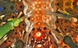 Sostre interior de la Sagrada Família