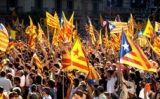 Imatge de la manifestació Som una nació del 10 de juliol de 2010 -  Marc Badia