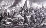 Gravat del setge de Barcelona de l'any 1714