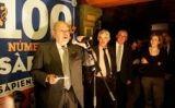 El president Jordi Pujol, durant el seu discurs -  Enrique Marco