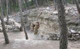 Les Devees (la Fatarella), un dels espais històrics de la batalla de l'Ebre -  Memorial Democràtic