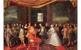 'L'entrevista de Lluís XIV i Felip IV a l'illa dels Faisans', un document gràfic excepcional que representa la trobada entre Felip IV d'Espanya i Lluís XIV de França a l'illa dels Faisans -  Jacques Laumosnier