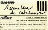 Document de l'Assemblea de Catalunya