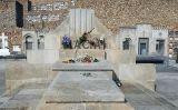 El de Francesc Macià és un dels panteons del cementiri de Montjuïc