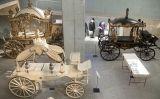 La col·lecció de carrosses fúnebres de Cementiris de Barcelona