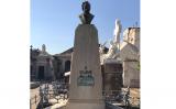 Panteó de Josep Anselm Clavé al cementiri de Poblenou