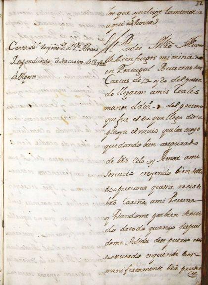 Carta de Carles d'Àustria
