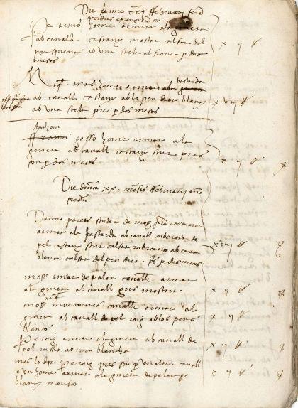 Quart foli del manuscrit