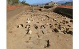 Vista general de les excavacions