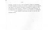 Sisena pàgina de l'informe sobre el seu afusellament