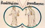 Casament de Peronella d'Aragó amb Ramon Berneguer IV