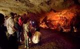 Més visites a la cova gran