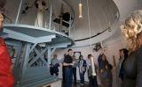 Experiments amb un telescopi