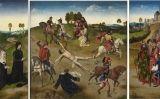 El desmembrament de Sant Hipòlit, de Dirk Bouts