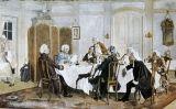 Llenç 'Kant convidats', d'Emil Doerstling