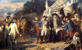 Llenç 'El setge Yorktown', d'Auguste Couder