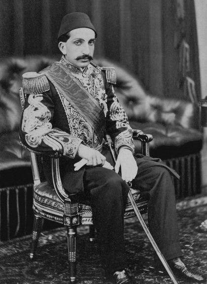 Sultà Abdulhamid II