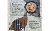 Placa en record de Salvador Seguí a Barcelona