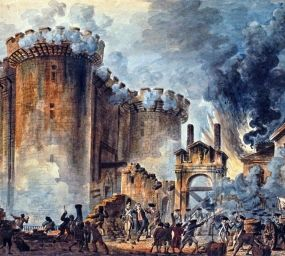 Presa de la Bastilla