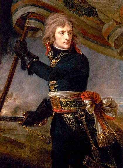 Bonaparte al pont d'Arcole