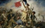'La llibertat guiant el poble', d'Eugène Delacroix (1830)