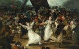 'Enterrament de la sardina', de Goya