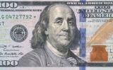 Benjamin Franklin en un bitllet