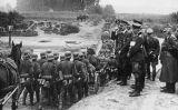 Visita de Hitler a les seves tropes a Polònia
