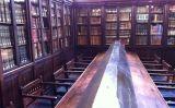 Sala de lectura de la Biblioteca Arús de Barcelona
