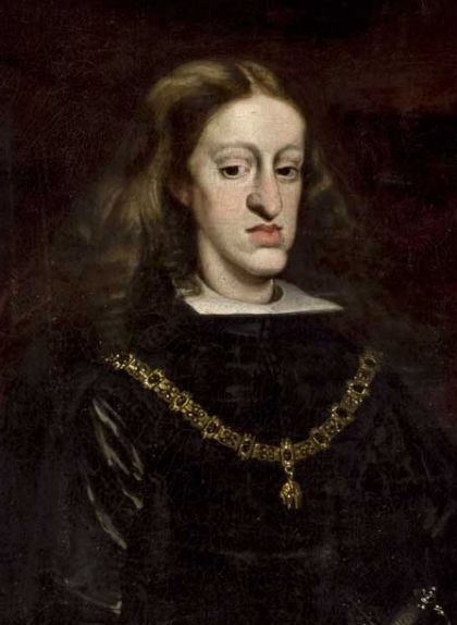 Retrat de Carles II -  Wikimedia Commons