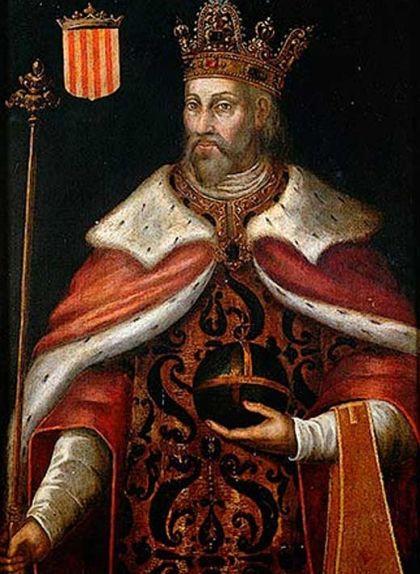 Retrat de Pere II el Gran de Filippo Ariosto -  Wikimedia Commons