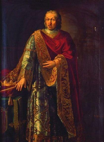 Retrat de Joan II de Manuel Aguirre i Monsalve -  Wikimedia Commons