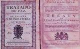 Primera edició del Tractat en espanyol, llatí i anglès