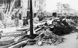 El bombardeig sobre Granollers