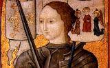Miniatura de Joana d'Arc