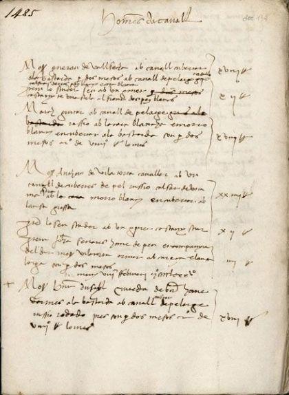 Aquest document inèdit,del qual us n'oferim la transcripció completa a Sapiens.cat, aporta informació sobre la composició de la host que va sortir de Barcelona per derrotar els remences.