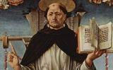 Sant Vicent Ferrer, un dels nou compromissaris de Casp