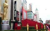 Exterior del Kodak Theatre en la cerimònia dels Oscars del 2009