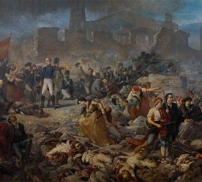 'El gran dia de Girona', de Ramon Martí i Alsina
