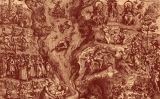 Gravat inclòs a l'obra 'Tableau de l'Inconstance des Mauvais Anges et Démons'