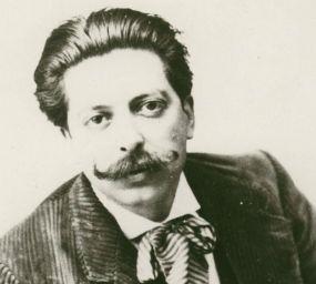 Retrat d'Enric Granados l'any 1900