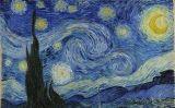 'La nit estelada' (1889), obra de Vincent van Gogh