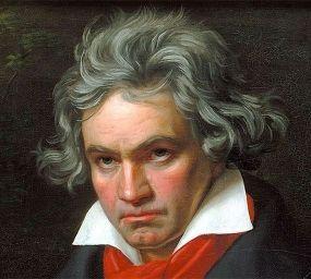 Retrat de Ludwig van Beethoven del 1820 -  Wikimedia Commons