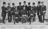 Membres del comitè d'organització dels Jocs Olímpics del 1896
