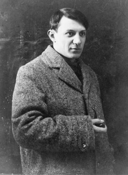 Retrat de Pablo Picasso del 1908