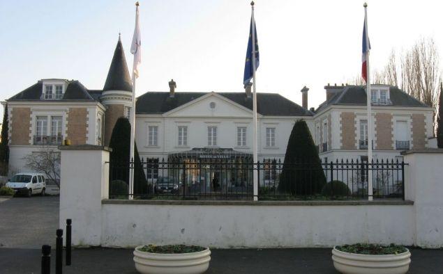 El castell de Roissy-en-Brie