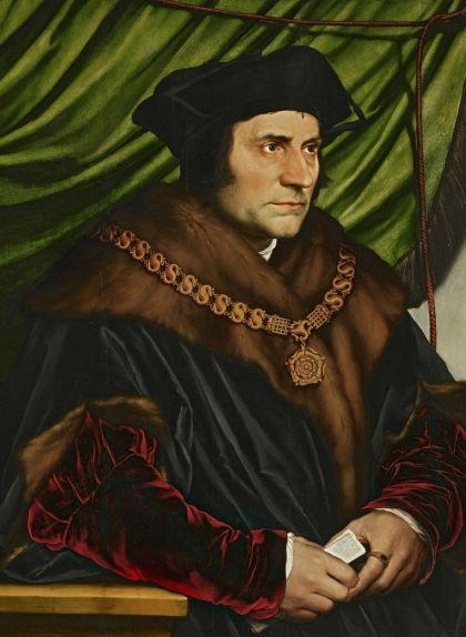 Retrat de Thomas More