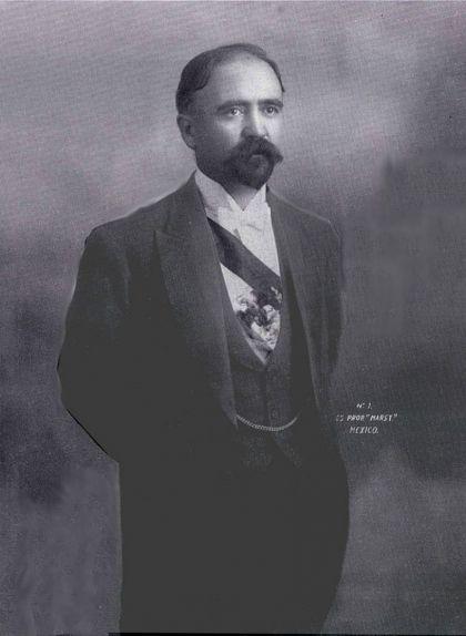 Francisco Madero, president de Mèxic entre 1911 i 1913