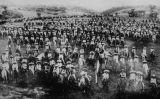 Els homes d'Emiliano Zapata en una acció al sud
