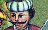 Retrat de Vlad II Dracul, el príncep de Velàquia